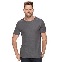 Men's Marc Anthony Slim-Fit Luxury+ Textured Pique Tee