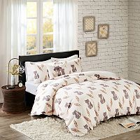 HipStyle 4-piece Todd Duvet Cover Set