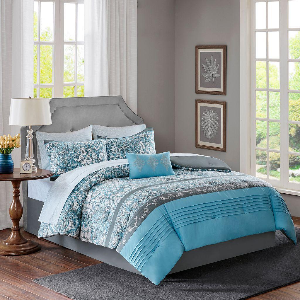 Madison Park Essentials 9-piece Chelsea Comforter Set