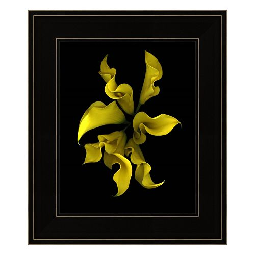 Calla Lilies 4 Framed Wall Art