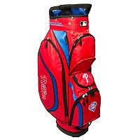Team Golf Philadelphia Phillies Clubhouse Golf Cart Bag