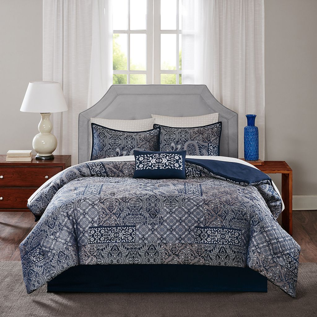 Madison Park Essentials 9-piece August Comforter Set
