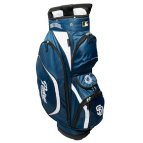 Team Golf San Diego Padres Clubhouse Golf Cart Bag