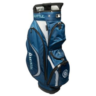 Team Golf Seattle Mariners Clubhouse Golf Cart Bag