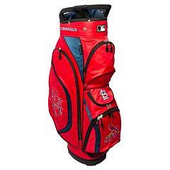 Team Golf St. Louis Cardinals Clubhouse Golf Cart Bag