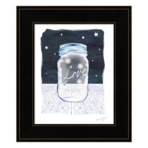 Jane Mason Jar Framed Wall Art