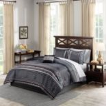 Madison Park Essentials 9-piece Lisbon Comforter Set
