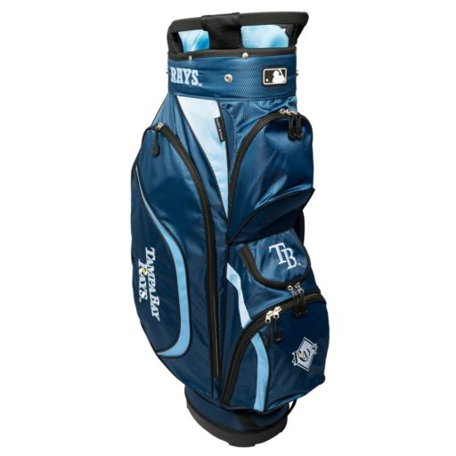 Team Golf Tampa Bay Rays Clubhouse Golf Cart Bag