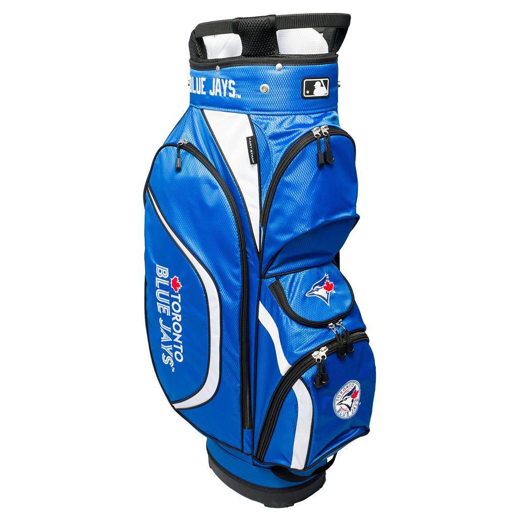 Team Golf Toronto Blue Jays Clubhouse Golf Cart Bag