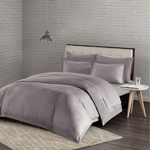 Urban Habitat Comfort Wash Duvet Cover Set
