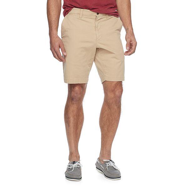 Men's Sonoma Goods For Life® Flexwear Flat-Front Shorts