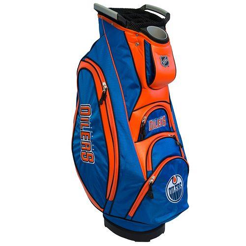Team Golf Edmonton Oilers Victory Golf Cart Bag