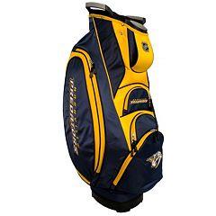 Team Golf Nashville Predators Victory Golf Cart Bag