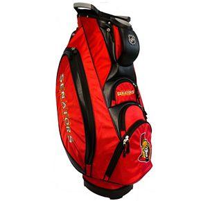 Team Golf Ottawa Senators Victory Golf Cart Bag