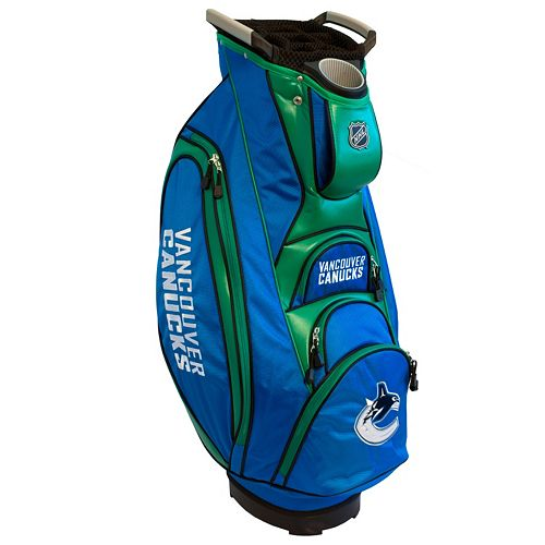 Team Golf Vancouver Canucks Victory Golf Cart Bag