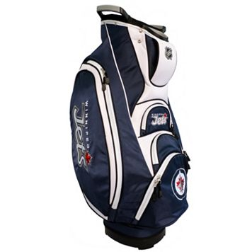 Team Golf Winnipeg Jets Victory Golf Cart Bag