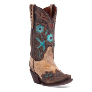 Dan Post  Vintage Bluebird Women's Cowboy Boots