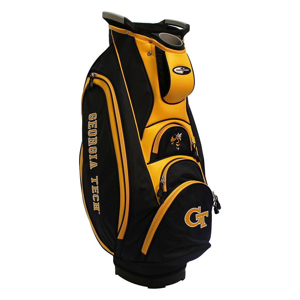 Team Golf Georgia Tech Yellow Jackets Victory Golf Cart Bag