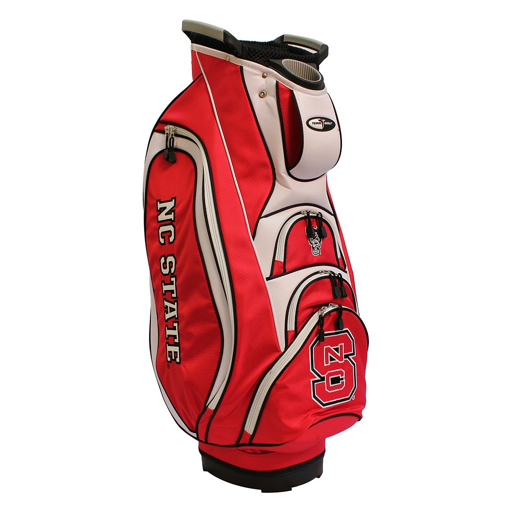 Team Golf North Carolina State Wolfpack Victory Golf Cart Bag