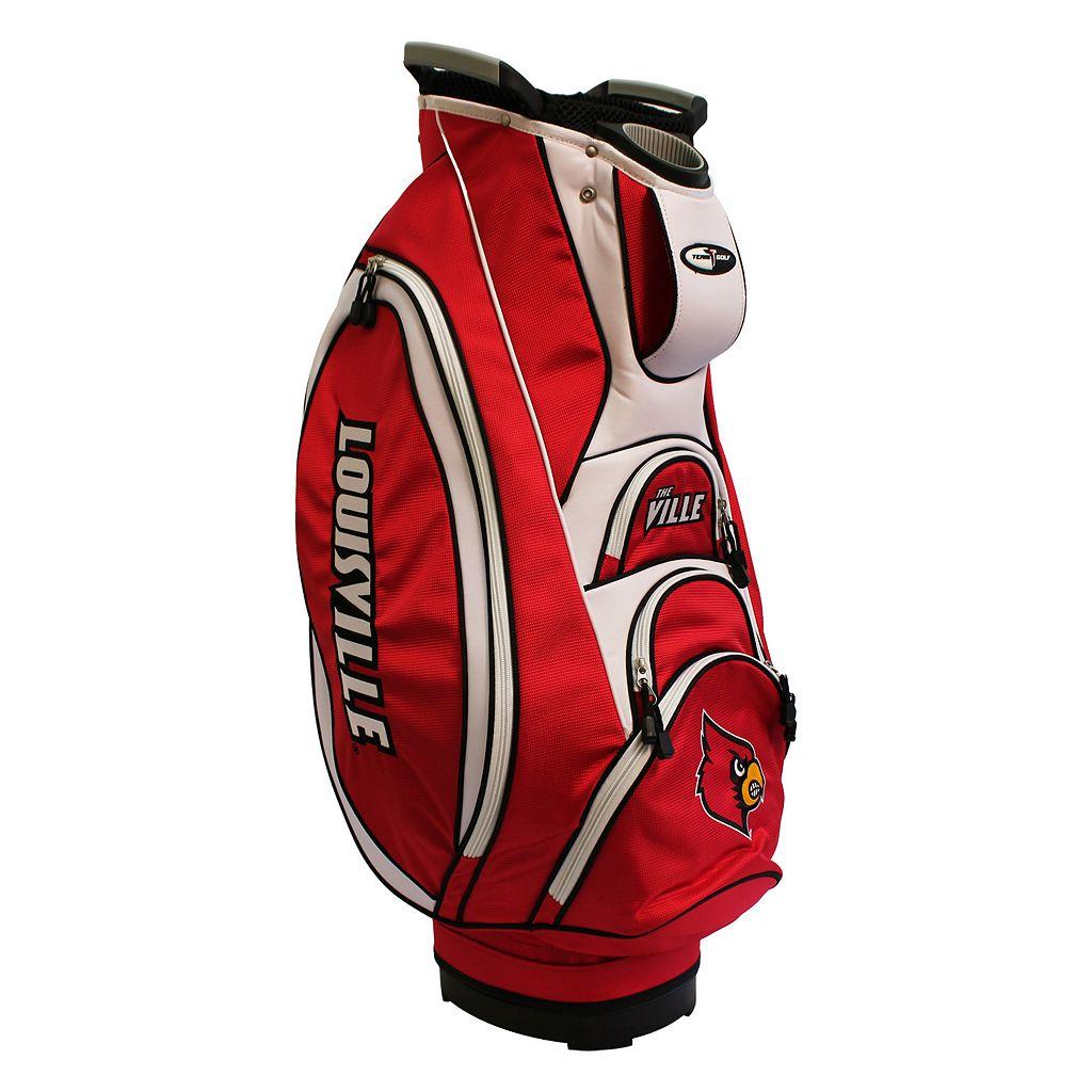 Team Golf Louisville Cardinals Victory Golf Cart Bag