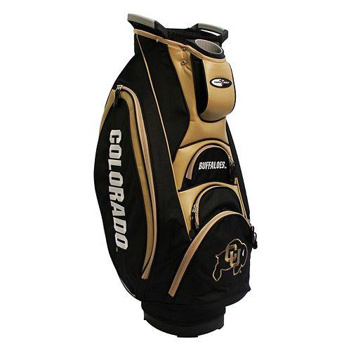 Team Golf Colorado Buffaloes Victory Golf Cart Bag