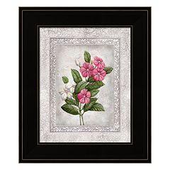 Floral III Framed Wall Art
