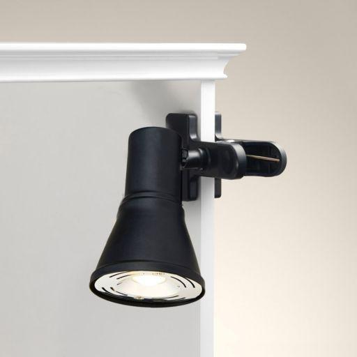 Catalina Lighting Tensor LED Clip-On Desk Lamp