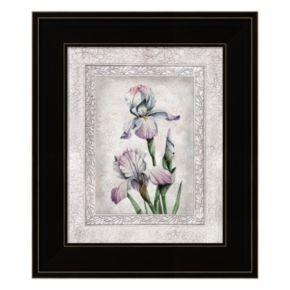Floral IV Framed Wall Art