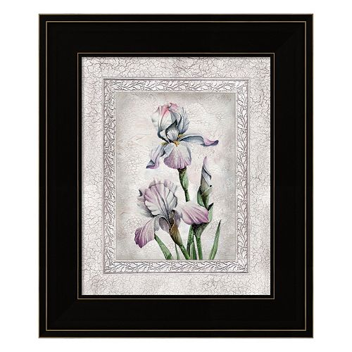 Floral IV Framed Wall Art
