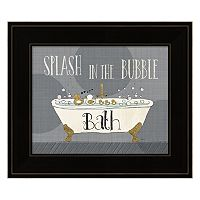 Squeaky Clean II Framed Wall Art