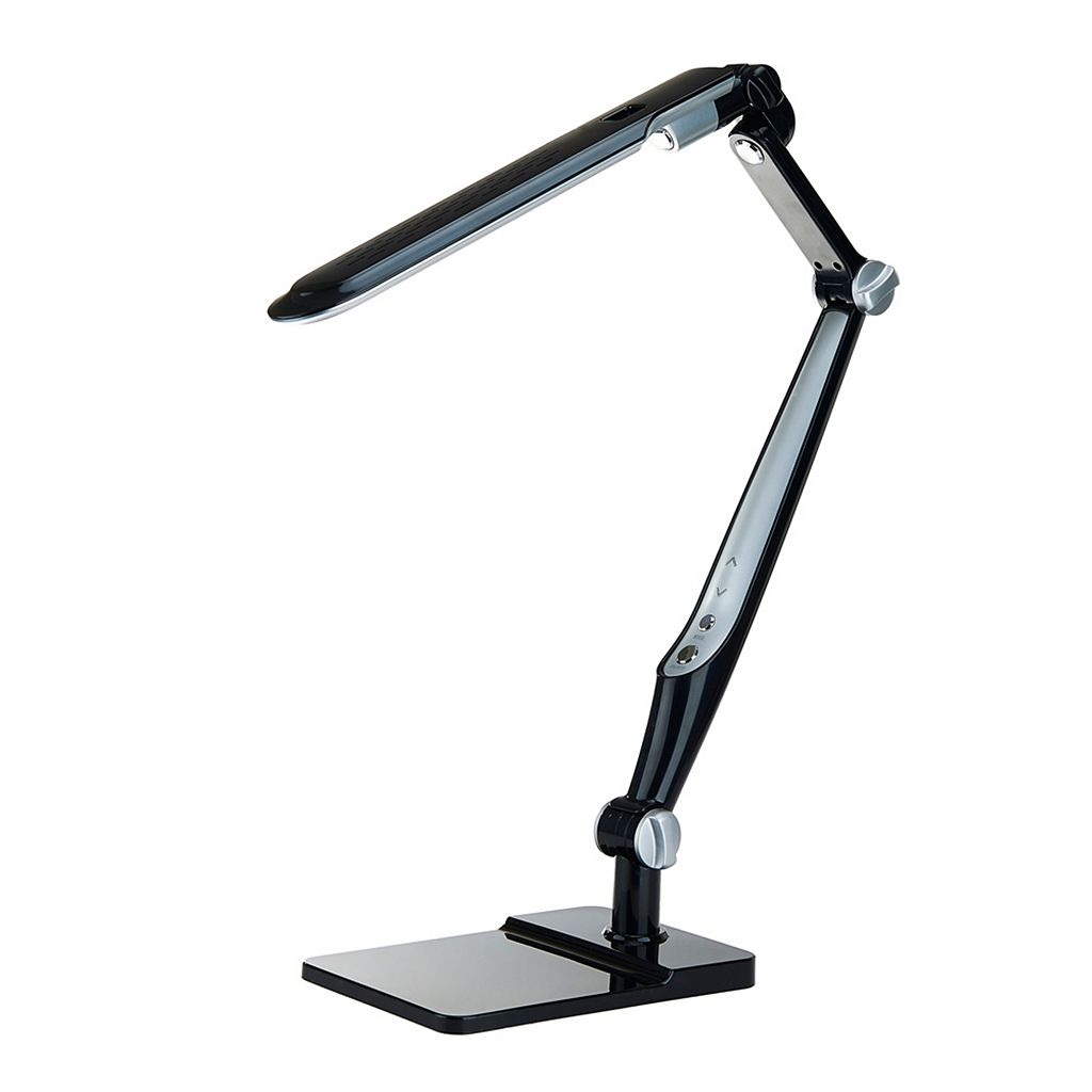 Catalina Lighting Tensor LED Adjustable Desk Lamp