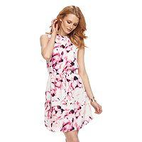 Women's Apt. 9® Ruffle Shift Dress