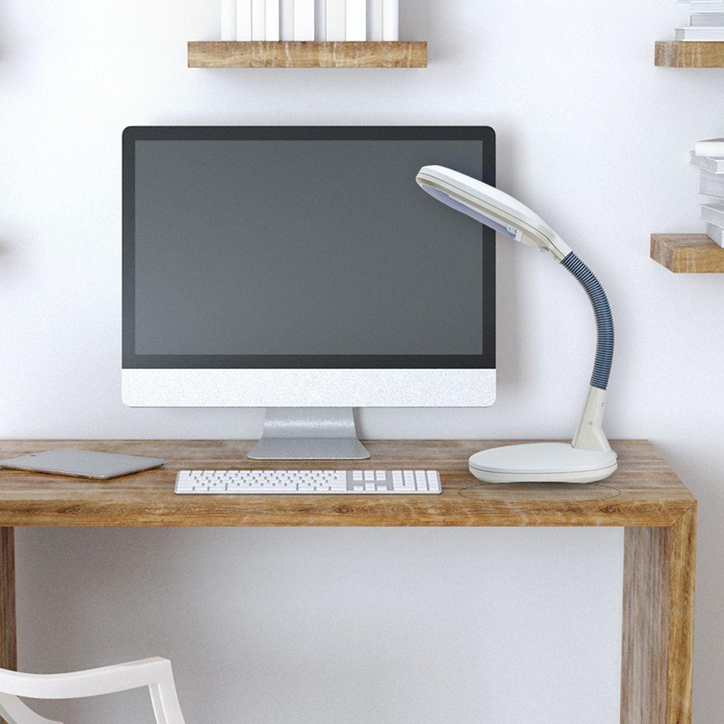 Catalina Lighting Tensor Flexible Desk Lamp