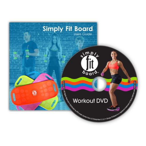 As Seen on TV Simply Fit Board