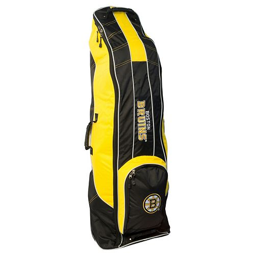 Team Golf Boston Bruins Golf Travel Bag