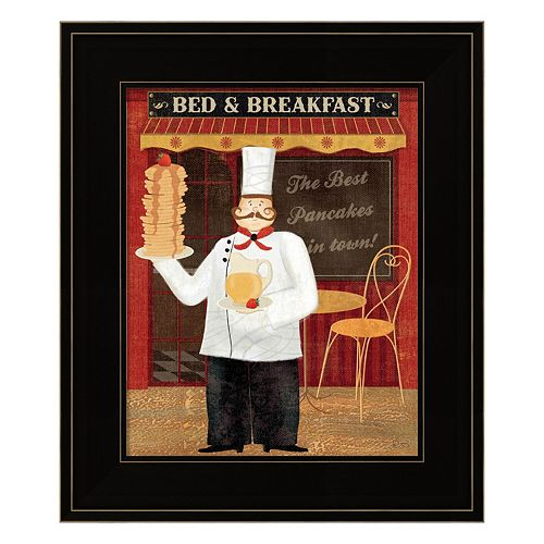 Chef's Specialties I Framed Wall Art