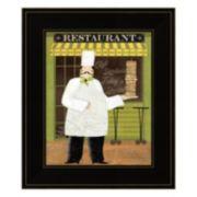 Chef's Specialties II Framed Wall Art