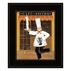 Chef's Specialties III Framed Wall Art
