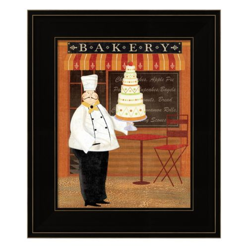 Chef's Specialties IV Framed Wall Art