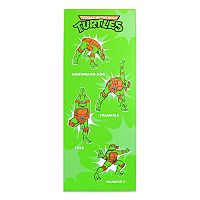 Teenage Mutant Ninja Turtles Retro Michelangelo Yoga Mat