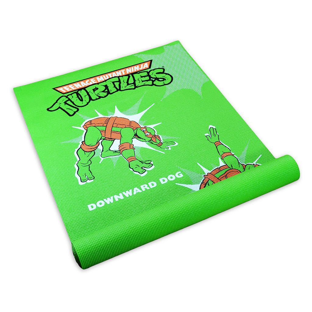 Teenage Mutant Ninja Turtles Retro Michelangelo Yoga Mat