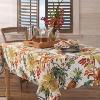 Tommy Bahama Tortuga Tablecloth