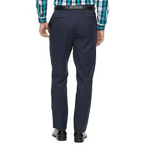 Men's Apt. 9® Premier Flex Slim-Fit Flat-Front Suit Pants