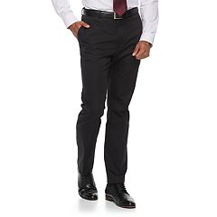 ac288891bf852 Men s Apt. 9® Premier Flex Slim-Fit Flat-Front Suit Pants