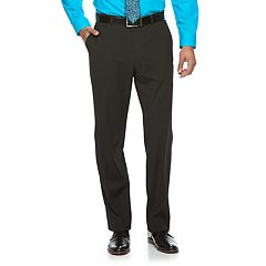 Men's Apt. 9® Premier Flex Slim-Fit Flat-Front Suit Pants