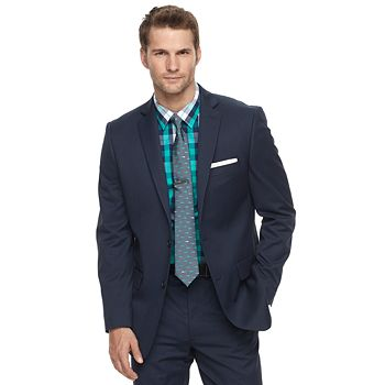 Apt. 9 Men's Slim-Fit Suit Coat + $10 Kohls Cash