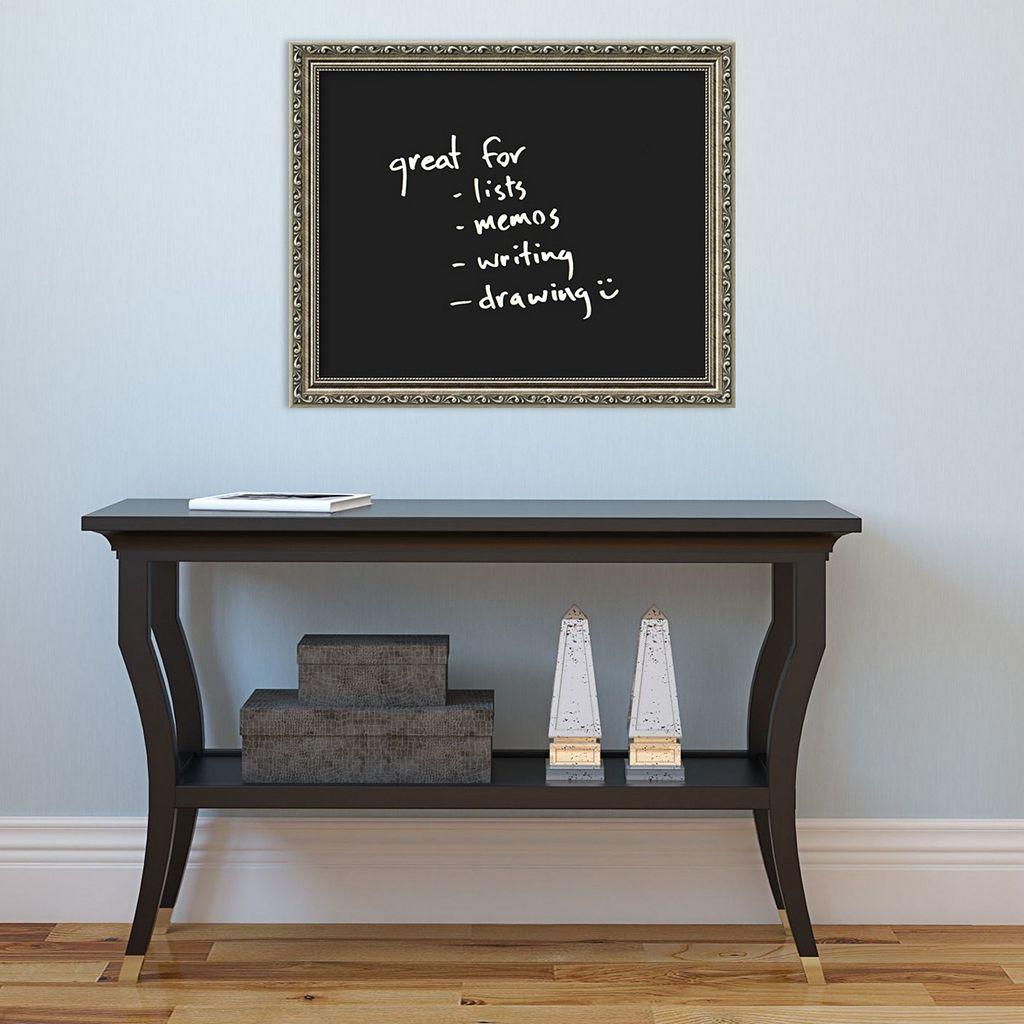 Amanti Art Framed Dry Erase Board Wall Decor