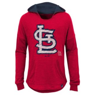 Girls 7-16 Majestic St. Louis CardinalsThe Closer Pullover Hoodie