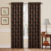 Traditions by Waverly 1-Panel Navarra Window Curtain