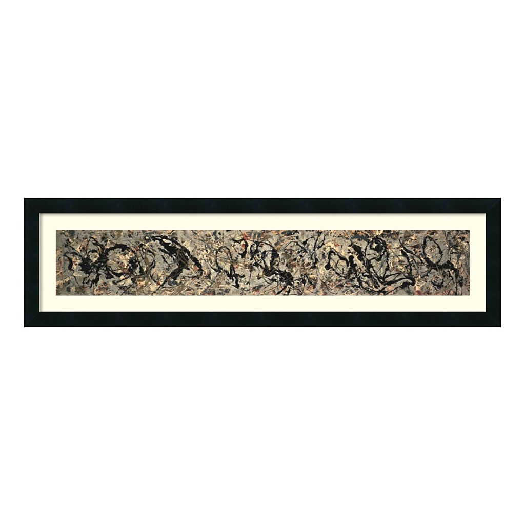 Amanti Art Number 10, 1949 Framed Wall Art